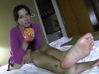 Feet Fetish Mother Reality