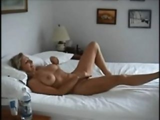 Amateur Homemade Masturbating  Wife Boobs Fingering Mother Reality Amateur