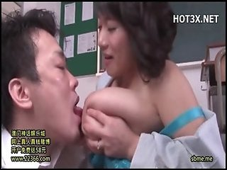 Asian Big Tits Japanese Licking  Mom Natural Nipples Old and Young School Teacher Amateur