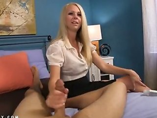 Amazing Cute Handjob  Mom Old and Young Pov Son Amateur