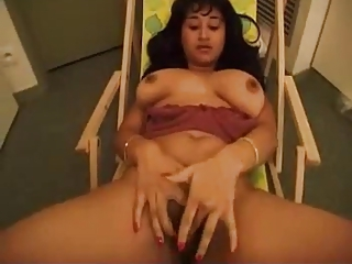 Amateur Big Tits Indian Masturbating  Natural