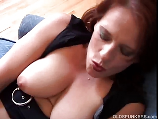Mature Redhead  Giant
