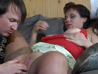 Fisting  Mom Old and Young Pussy Russian Shaved Stockings Vagina