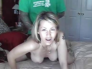Amateur Doggystyle Hardcore Homemade  Tattoo Wife