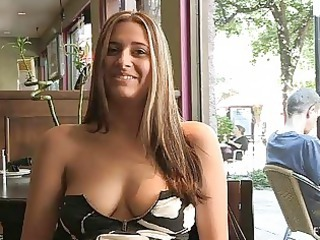 Cute  Public Flashing