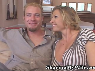 Cuckold  Old and Young Wife Amateur