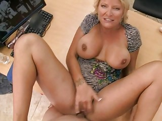 Big Tits Clothed Hardcore  Natural Office Pov Tattoo