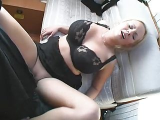 Big Tits Lingerie  Shaved