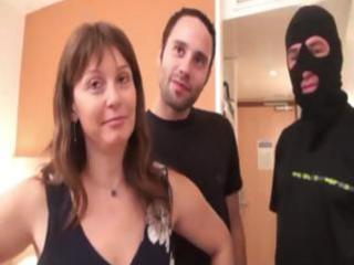 European Fetish French Mature Threesome Drilled French