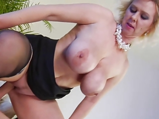 Amazing Big Tits Hardcore  Mom Nipples Pornstar Riding Mother