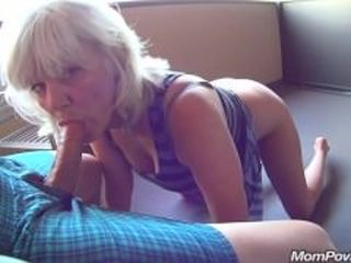 Amateur  Blowjob Mature Mom Old and Young Pov Flashing Public