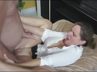 Clothed Hardcore  Shaved Son Mother