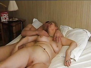 Amateur European French Mature Mom Old and Young  French