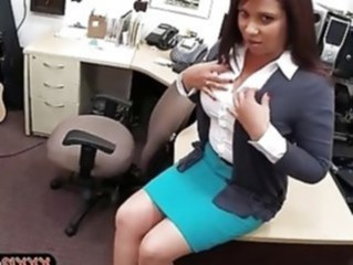 Office Secretary Skirt Stripper Boobs