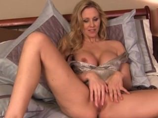 Amazing Big Tits Masturbating  Mom Pornstar Boobs Jerk Dirty Mother