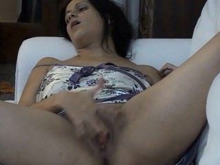 Amateur Masturbating  Pussy Mother Amateur