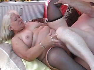 Granny Housewife Amateur