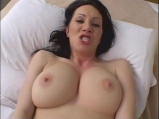 Big Tits Hardcore  Mom Natural Pov Boobs Huge Mother