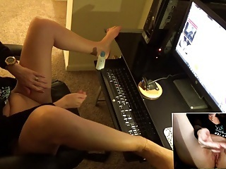 Masturbating Solo Webcam Amateur