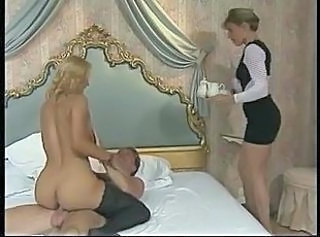 Anal Stockings Vintage Stockings
