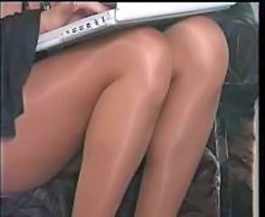 Stockings Strapon Pantyhose Nylon