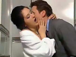 Kissing Wife