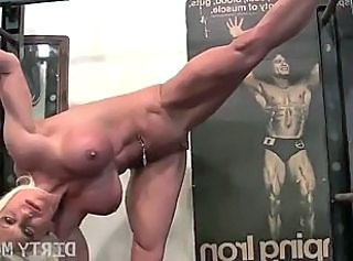 Muscled Dirty