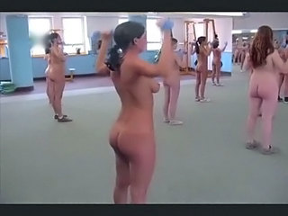 Dancing Nudist Sport
