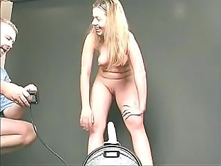 Machine Young Huge Sybian