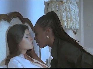 Ebony French Lesbian Pornstar French