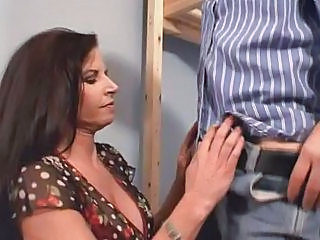 Brunette Clothed  Hairy Milf Milf Hairy