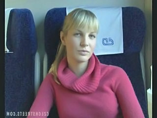 Amateur Blonde Cash Czech Amateur
