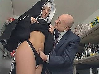 Amazing Nun Old and Young Old And Young Dirty