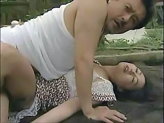 Asian Outdoor Violated Outdoor