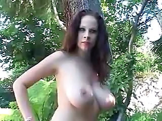 Big Tits Creampie Outdoor Pornstar Big Tits Outdoor Surprise