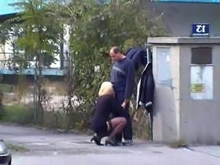 Blowjob Outdoor Public Hooker Outdoor Public
