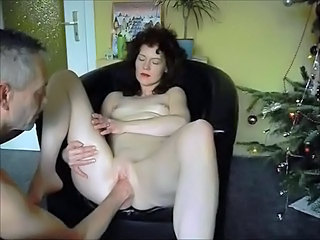 Brunette Fisting Mature Pornstar Shaved Small Tits Fisting Mature