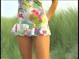 Beach Outdoor Upskirt Outdoor Upskirt