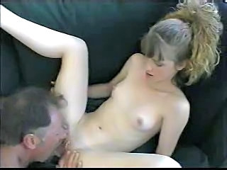 Babysitter Cute Licking Old and Young Skinny Small Tits Old And Young