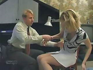 Blonde Forced Russian Forced