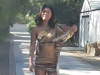Amazing Asian Cash  Outdoor Outdoor Abuse Milf Asian Bus + Asian