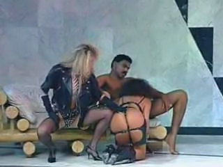 Ebony Interracial Slave Slave Submissive