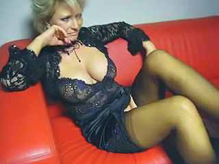 Big Tits Blonde Mature Pornstar Stockings Stockings Nylon