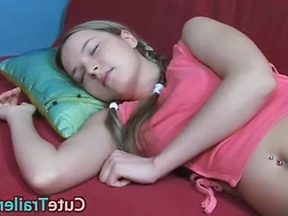 Anal Cute Pigtail Sleeping Young Cute Anal Sleeping Sex