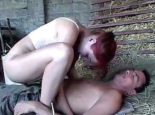 Farm Redhead Riding Teen Riding Teen Farm Dirty Teen Redhead Teen Riding