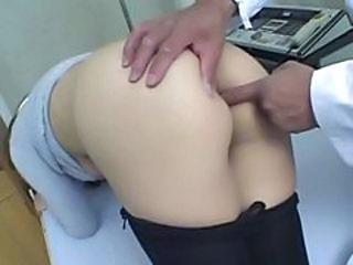Chinese Doctor Fisting Pantyhose Uniform Chinese Pantyhose