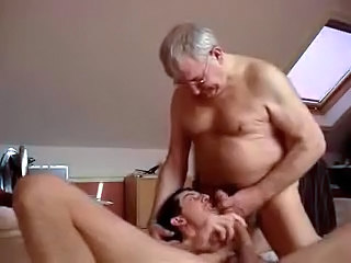 Gay Older Older Man