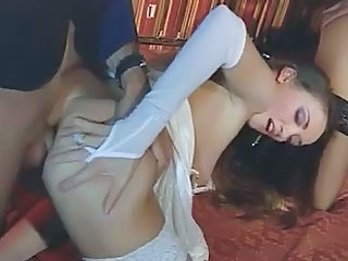 Doggystyle Stockings Strapon Tits Doggy Doggy Ass Perverted Stockings