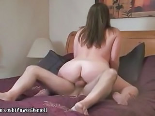 Brunette Creampie Hardcore  Riding