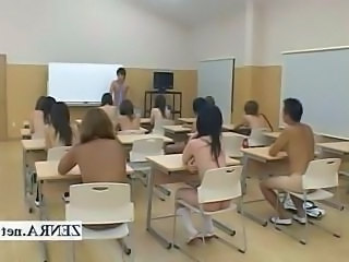 Japanese Nudist Student Young Japanese School Schoolgirl School Japanese
